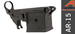 Texas AR-15 Stripped Lower