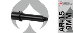 "Ballistic Advantage 4.5"" 9mm AR15 Barrel"