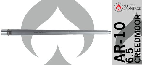 "22"" Ballistic Advantage Premium Series 6.5 Creedmoor Barrel"