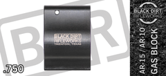 Black Dirt Rifleworks Super Performance .750 Gas Block