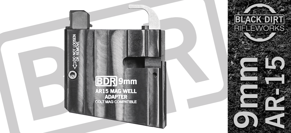 AR15 9mm Adapter
