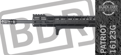 Black Dirt Rifleworks Ultra-Light 3-Gun Competition AR15