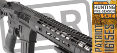 Black Dirt Rifleworks Patriot .223 Wylde AR15 Rifle