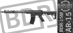 Black Dirt Rifleworks BDR-15M Rifle