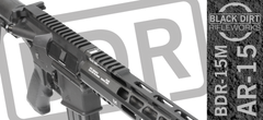 Black Dirt Rifleworks AR-15 Rifle