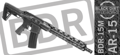 Black Dirt Rifleworks BDR-15M AR-15