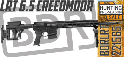 "FLASH SALE - 22"" MATCH 6.5 CREEDMOOR M5 RIFLE - SOLD OUT"
