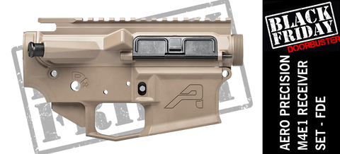 Aero Precision M4E1 Receiver Set - FDE