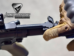 Strike Industries ARCH-EL AR15 Charging Handle with Extended Latch