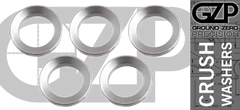 Stainless AR15 Crush Washer 5 Pack