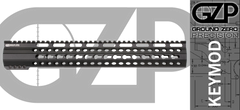 Free Float Keymod Handguard for DPMS High Profile AR-10