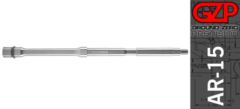 "16"" .223 / 5.56 Wylde Stainless AR-15 Barrel - 1:8 Twist"