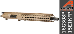 "Aero 16"" .308 WIN Upper Receiver FDE"