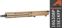 "16"" .308 WIN Upper Receiver FDE"