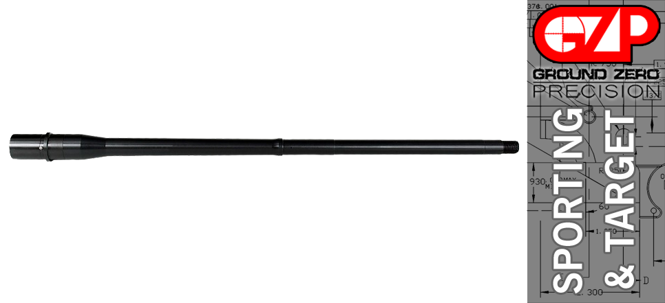 "18"" AR-15 SOCOM Barrel"