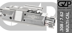 Dead Bolt .308 Nickel Boron NiB Bolt Carrier Group BCG