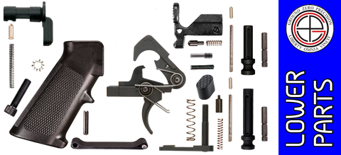 Enhanced Parts Kit for DPMS Profile AR .308 Lower Receivers