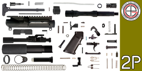 "DIY 7.5"" .223 / 5.56 AR-15 Pistol Project Kit (2P) - FREE SHIPPING"