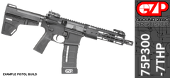 "7.5"" 300 Blackout AR-15 Pistol"