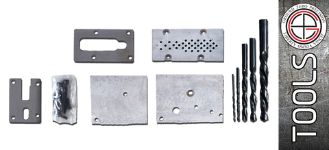 80% AR-15 Lower Receiver Milling Jig