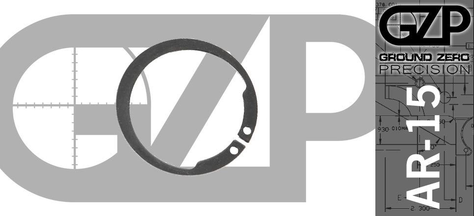 A2 Delta Ring Weld Spring Retention Snap Ring