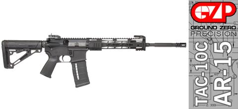 Ground Zero Precision Tactical and Sporting Rifle TAC-10C (Keymod)