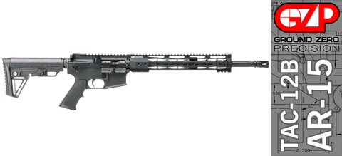 Ground Zero Precision Tactical and Sporting Rifle TAC-12B