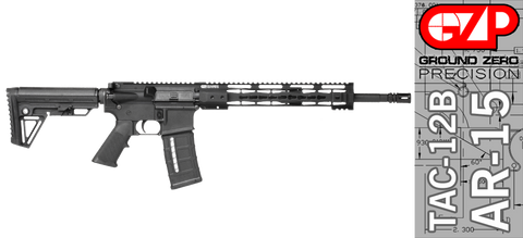 Ground Zero Precision Tactical and Sporting Rifle TAC-12B (Keymod)