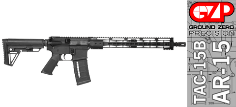 Ground Zero Precision Tactical and Sporting Rifle TAC-15B