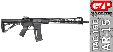 Ground Zero Precision Tactical and Sporting Rifle TAC-15C (Keymod)