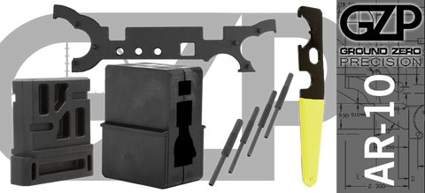 AR-10 / .308 Builder's Essential Tool Set