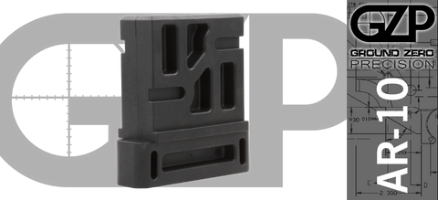 AR-10 Lower Receiver Vise Block