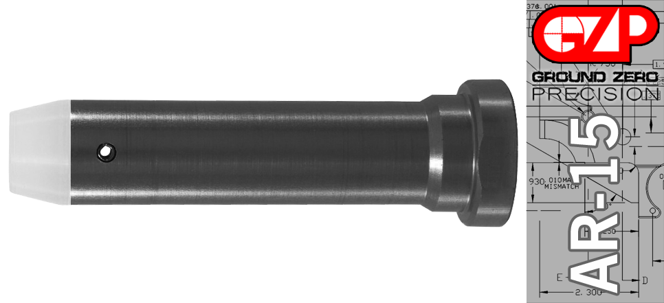 Carbine AR-15 Buffer Black 2.9 oz