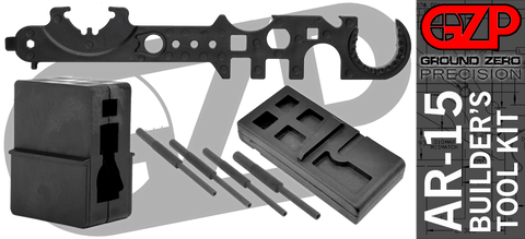 AR-15 Builder's Essential Tool Set