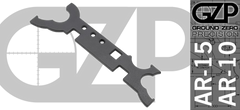 AR15 AR10 Free Float Barrel Nut Wrench