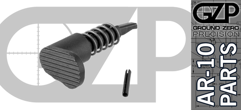 AR-10 Forward Assist Assembly - Teardrop