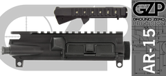 Assembled T-Marked AR15 Upper Receiver