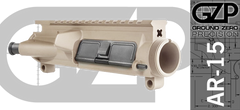 Assembled AR15 Upper Flat Dark Earth