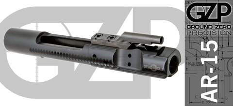 Dead Bolt GEN II +P Premium AR-15 / M16 Bolt Carrier Assembly