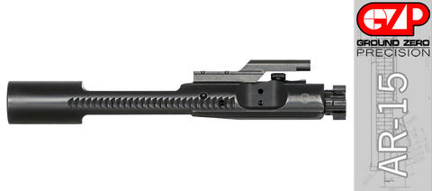 Dead Bolt GEN II +P Premium QPQ Nitride AR-15 / M16 Bolt Carrier Group