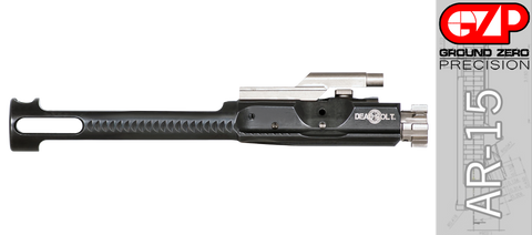 Dead Bolt Ultra-Light Weight Competition AR-15 Bolt Carrier Group - QPQ Nitride & Nickel Boron