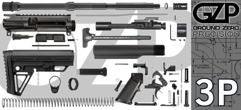 16 stainless 223 556 carbine ar 15 build project kit 2p 16 223 556 wylde carbine ar 15 project kit with alpha stock solutioingenieria Images