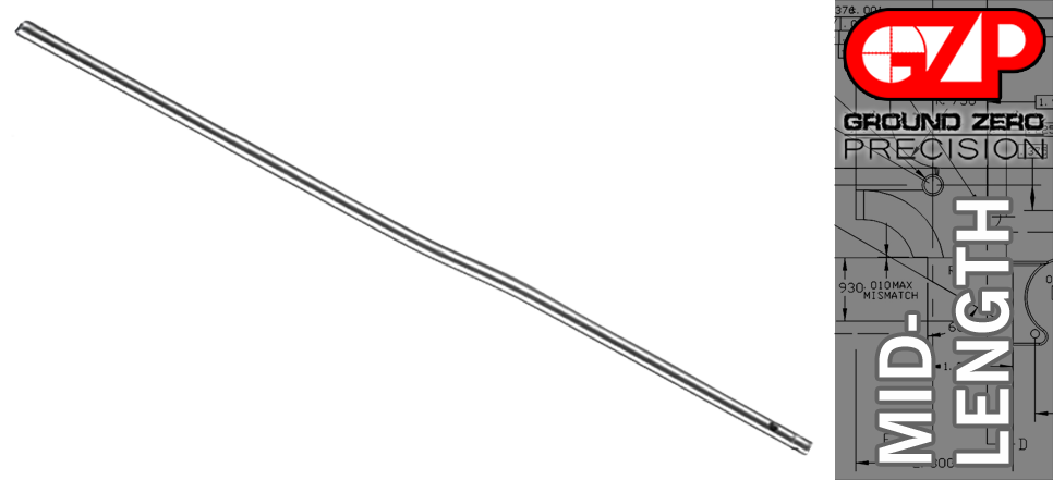 Mid-Length Gas Tube
