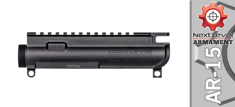 Next Level Armament NLX556 Elite Series Stripped AR-15 Upper Receiver