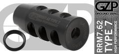 RRM7 High Performance .308 Muzzle Brake