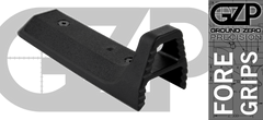 Sphinx AR foregrip and hand stop black