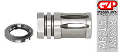 Stainless AR-15 Flash Hider