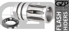 Stainless A2 AR15 Flash Hider