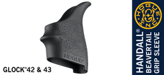 Hogue HandAll Glock 42 43 Grip Sleeve