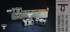 Juggernaut Tactical Ultimate AR 15 10 milling jig